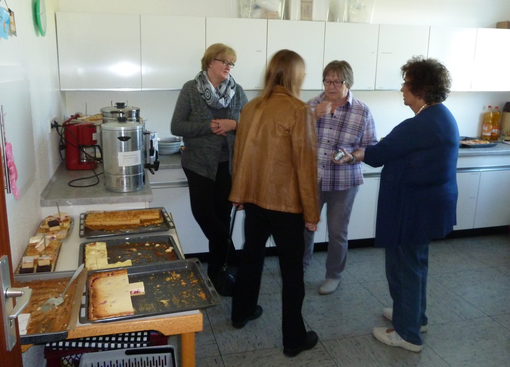 in der Küche 1