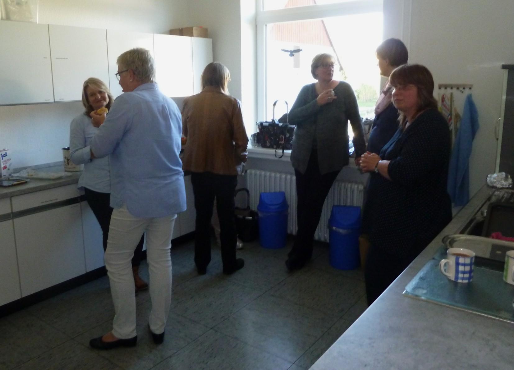 in der Küche 2