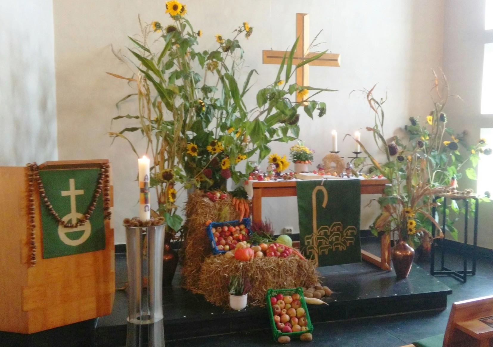 Altar in Knickhagen