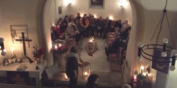 Stille im Advent 3