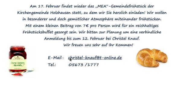 Gemeindefrühstück-text