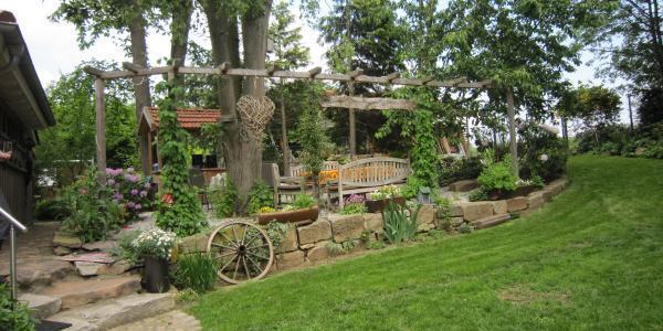 Im Gartencafe 2